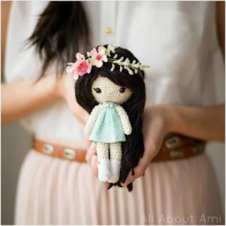 amigurumi muñeca doll primrose all about ami