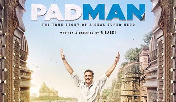 PADMAN Official Trailer || Starring Akshay Kumar, Sonam Kapoor, Radhika Apte