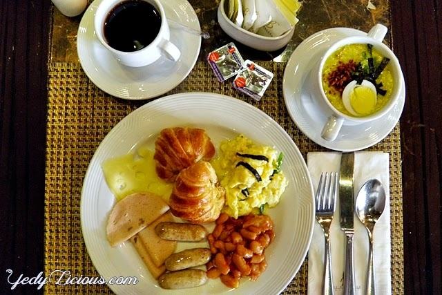 Breakfast Buffet at B Hotel Alabang