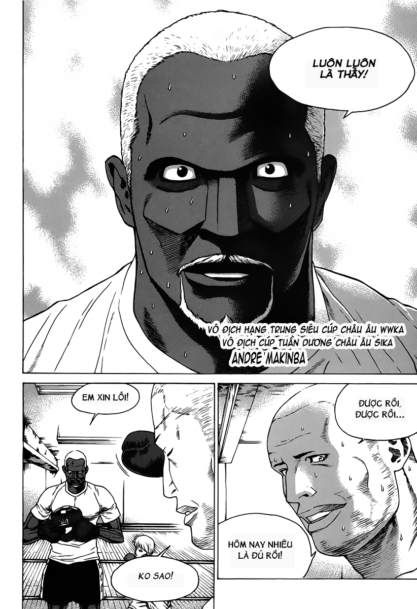 Karate Shoukoushi Kohinata Minoru Chap 174 - Truyen.Chap.VN