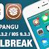 حلقة: كيفية عمل جيلبريك iOS 9.2 - 9.3.3 الايفون والايباد والايبود بكل سهولة