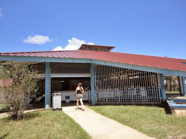 Guyane, Kourou,marché, légume, créole, fruit