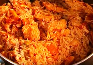चिल्ली चिकन टॉमेटो पुलाव रेसिपी - Chili Chicken Tomato Pulao Recipe - How to Make Chili Chicken Tomato Pulao at Home