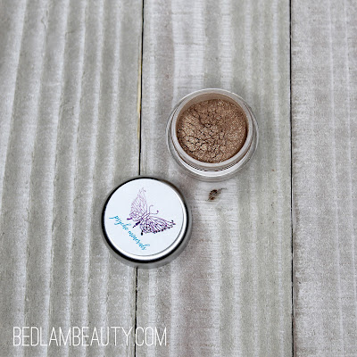 Psyche Minerals Little Foot & Tree Star Loose Mineral Shadow | The Indie Pickup May 2019