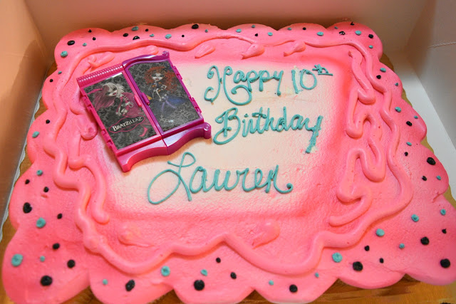 Happy 10th Birthday Lauren!  via  www.productreviewmom.com