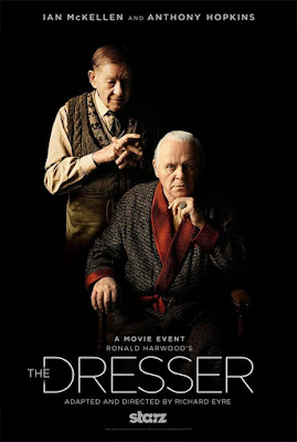 The Dresser 2015 DVD R1 NTSC Latino