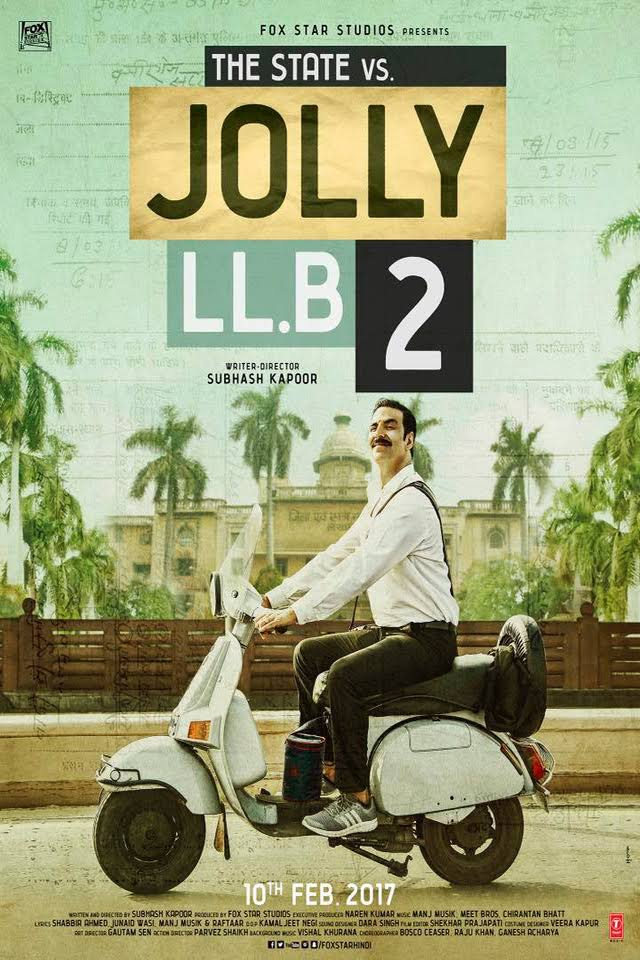 Jolly LLB 2 2017 Movie Free Download 720p BluRay