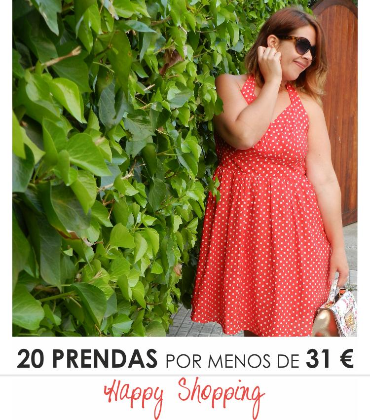¡REBAJAS! 20 PRENDAS PLUS SIZE por menos de 31 €