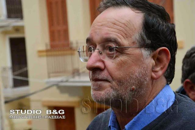 Π. Λαφαζάνης από Τρίπολη: Η δυναμική του κινήματος κατά των πλειστηριασμών πρέπει να ενισχυθεί ακόμα περισσότερο