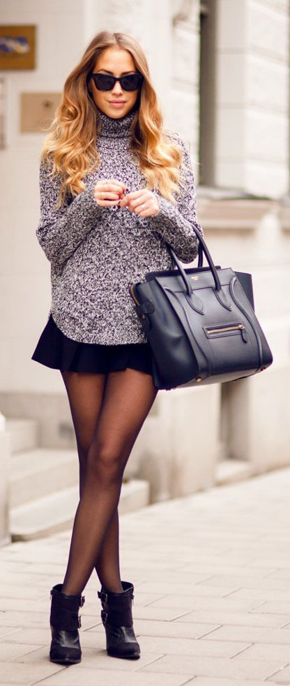 Excellent Ways to Wear Mini Skirts #Skirts #SummerOutfits