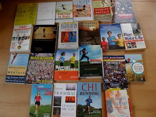 Inspiratie: dit zijn mijn hardloopboeken!