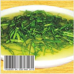 Caldo Verde com Linguiça de Soja