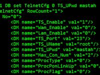 Cara Mengganti Password Login Telnet Modem ZTE F660