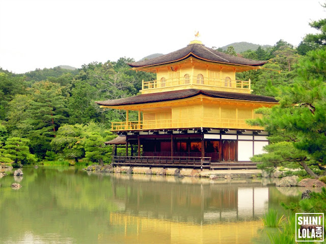 Kinkakuji (金閣寺, Golden Pavilion)