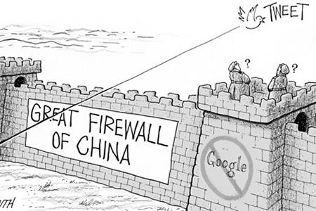 Великий Китайский Фаервол