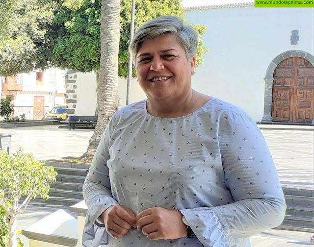 Noelia García pide que el Gobierno de Canarias adelante la entrega del Fondo Canario de Financiación Municipal a los Ayuntamientos canarios
