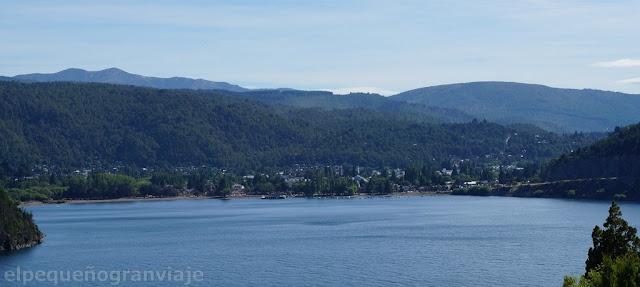 San Martin de los Andes, Lago Lacar, Neuquen,