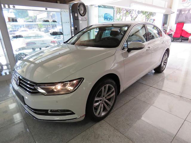 Novo VW Passat 2016 - Comfortline