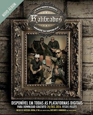 Kalibrados Feat. Anselmo Ralph e Milson K- Se ela Soubesse (R&B) (2016) [Download]