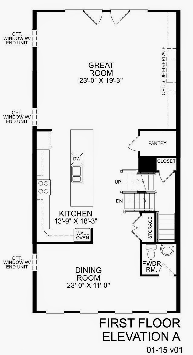 Floor Plan/Virtual Tour | Building Our NVHomes Andrew Carnegie