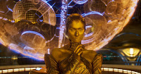 Elizabeth Debicki in Guardians of the Galaxy Vol. 2 (41)