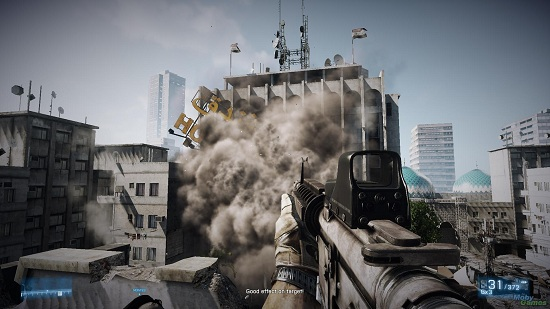 Battlefield 3 PC Game Reloaded
