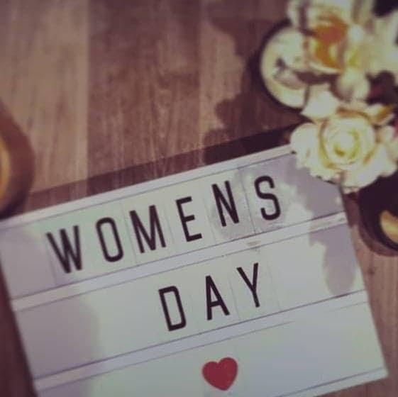 I am not alone! |International Women's Day