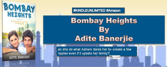 Book of the Day: Bombay Heights by Adite Banerjie