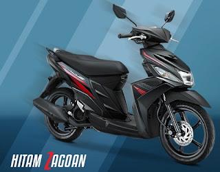 Harga motor Yamaha Mio Z baru bulan ini