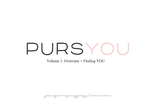 pursyou - a personal branding series on pau pursues passion by pau castillo
