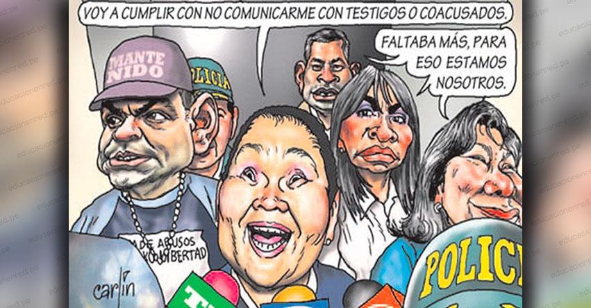 Carlincaturas Sábado 2 Mayo 2020 - La República
