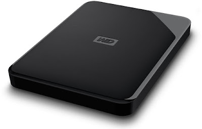 Western Digital Elements 5 TB