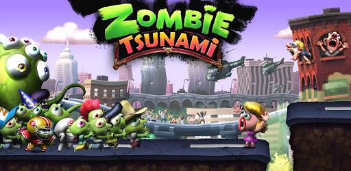 zombie tsunami apk mod offline android