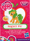 MLP Wave 14 Perfect Pie Blind Bag Card