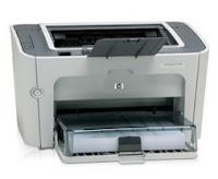HP LaserJet P1505n Driver
