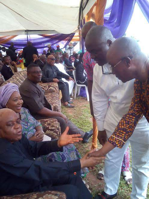 T.A ORJI BOOED AS KALU PAYS TRIBUTE TO LATE ABIA SSG – RIGHT OF REPLY.