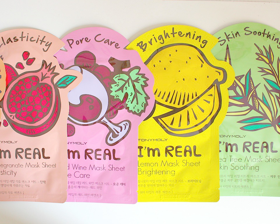 I'm Real Sheet Masks