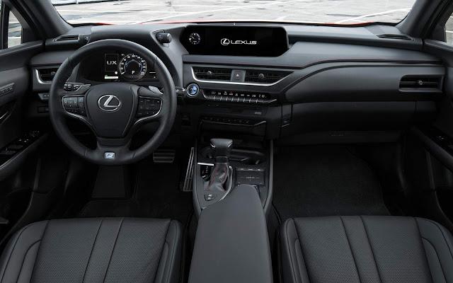 Lexus UX 250H Brasil - preço