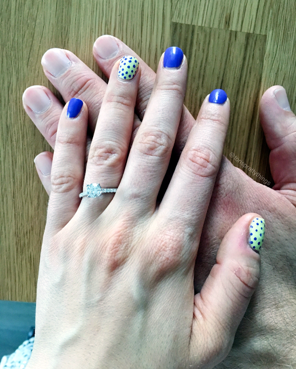 My Engagement Ring - Tori's Pretty Things Blog