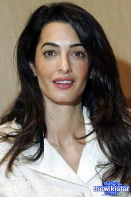 سيدة المجتمع، اللبنانية، أمل كلوني، Amal Clooney، أمل علم الدين، السيرة الذاتية، زوجة جورج كلوني