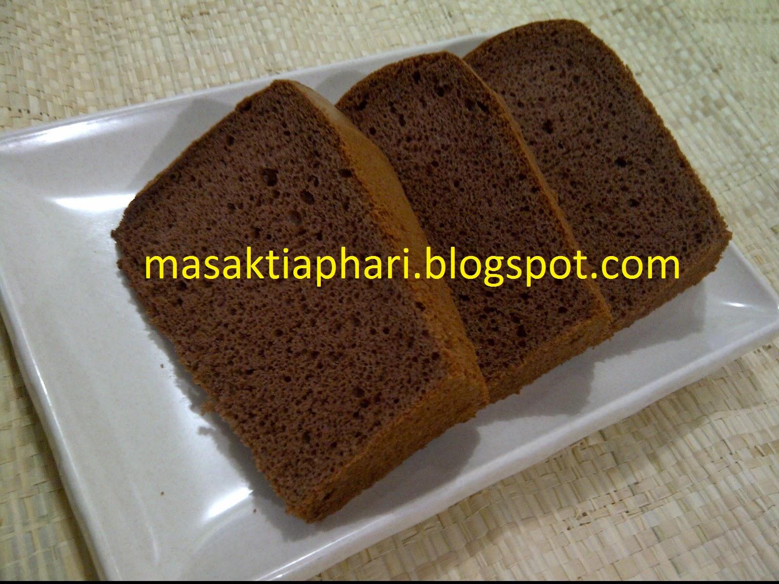 Resep Bolu Jadul Coklat Anti Gagal: Resep Membuat Bolu Coklat Spesial Anti Bantat