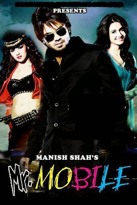 Poster Of Mr. Mobile (2012) Full Movie Hindi Dubbed Free Download Watch Online At worldfree4u.com