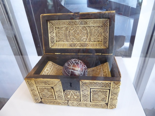 Assassins Creed carved box film prop