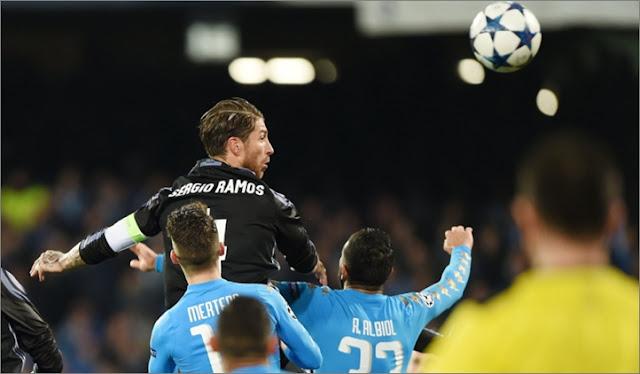 Prediksi Napoli vs Real Madrid, 8 Maret 2017