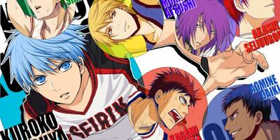 Download Kuroko no Basket S2 BD Subtitle Indonesia