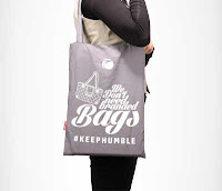 Alfamind Ibnu Syamil Tas Totebag Humaira We Dont Need Branded Bags ANDHIMIND