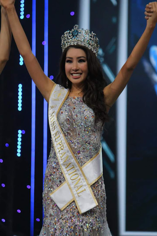 Jenny Kim of Korea wins Miss Supranational 2017 - The Pageant Queens