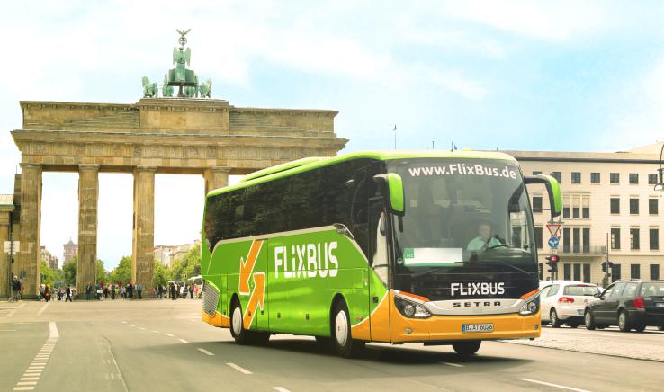 focus transport uk success for flixbus. Black Bedroom Furniture Sets. Home Design Ideas