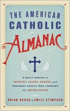 The American Catholic Almanac cover
