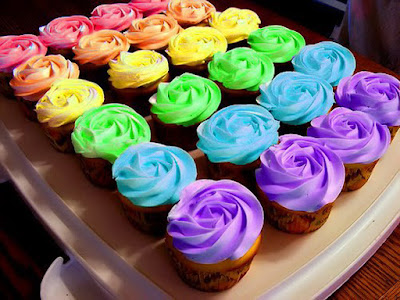 Cupcakes y muffins super ricos y muy fitness